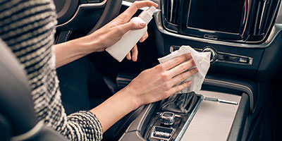Clean Your Car Interior from Germs
