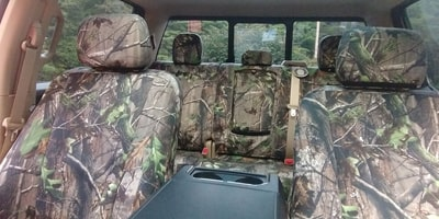 What Type of Ford Truck Seats Do You Have