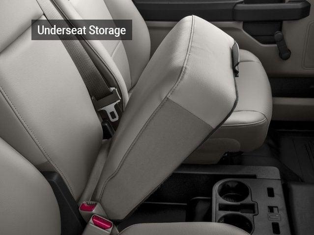 Under Seat Cushion Storage
