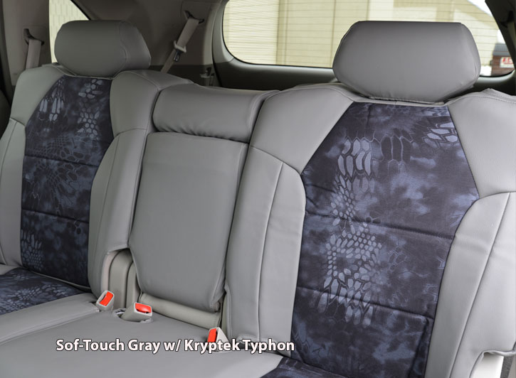 Toyota Sienna Seat Covers >> Luxury Kryptek Camo Seat Covers