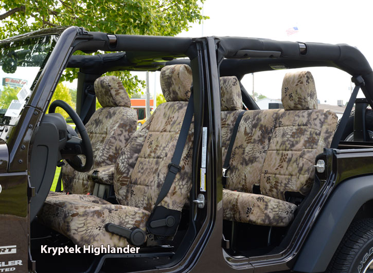 kryptek camo tactical seat covers custom made tactical options. Black Bedroom Furniture Sets. Home Design Ideas