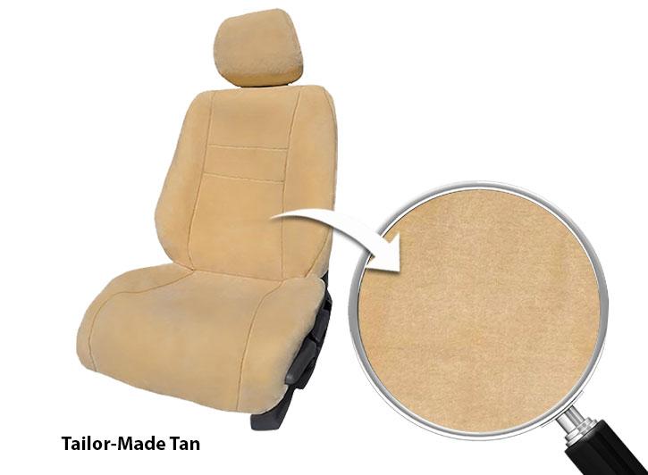 Enjoyable Premium Fleece Imitation Sheepskin Seat Covers Cjindustries Chair Design For Home Cjindustriesco