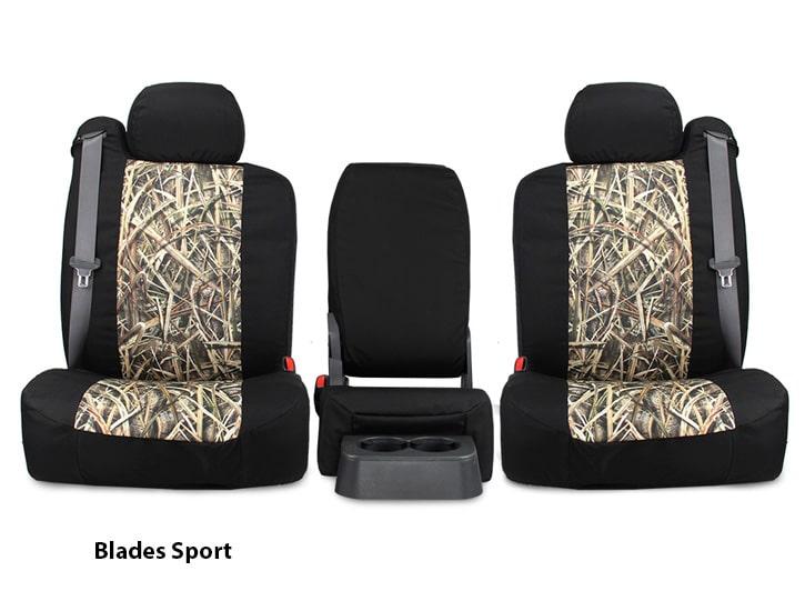 Mossy Oak Seat Covers Stunningly Realistic Camoflauge