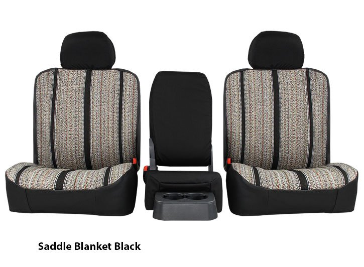 Saddle Blanket BlackKia Optima