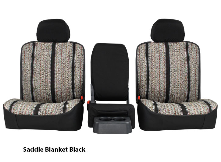 Saddle Blanket BlackToyota FJ Cruiser