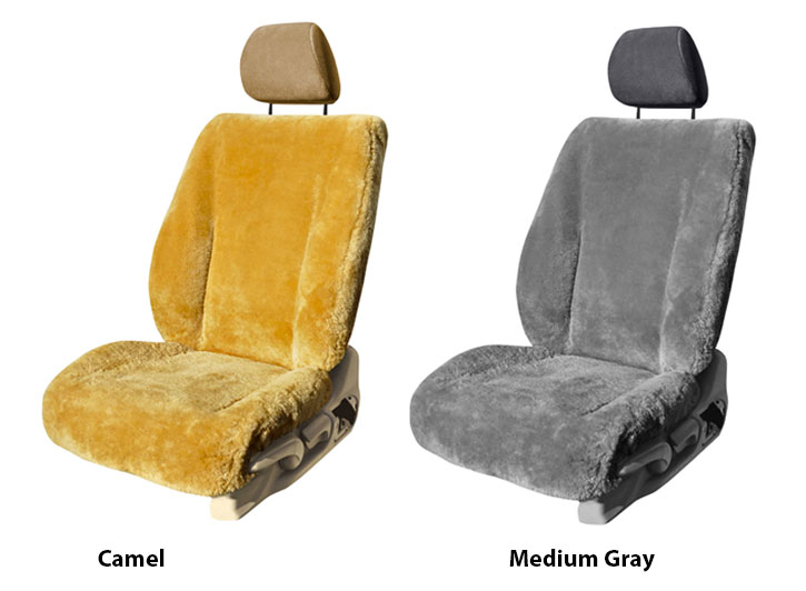 Sheepskin Seat Covers Made For Maximum Comfort Free