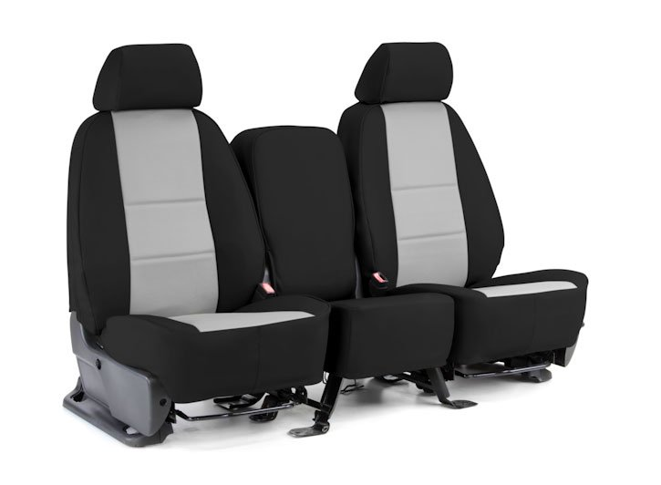 Installed Sof-Touch Seat CoversMercury