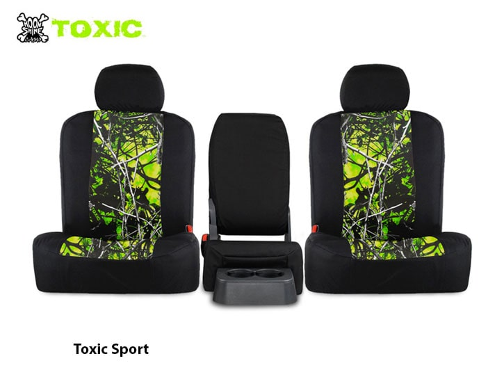 Awesome Moon Shine Toxic Camo Seat Covers Cjindustries Chair Design For Home Cjindustriesco
