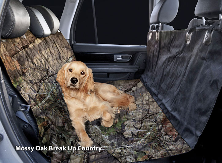 Atomic and Camo Universal Pet Seat Covers